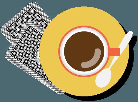 prendiamoci un caffe