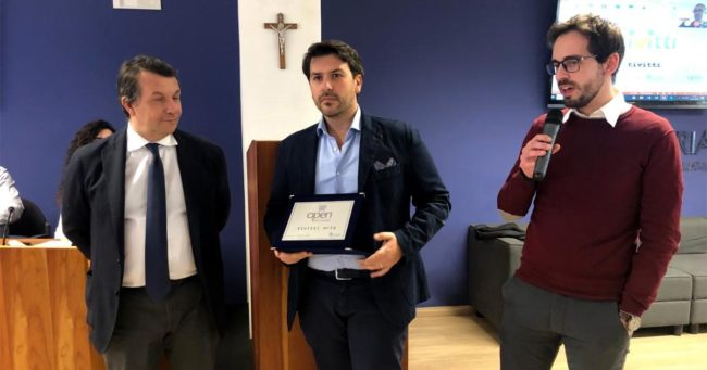 premio open break the chain tivitti