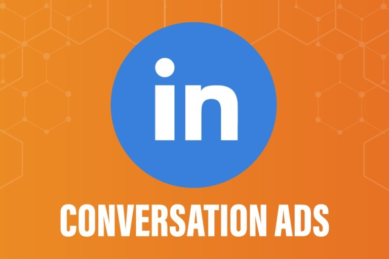 linkedin conversation ads anteprima link
