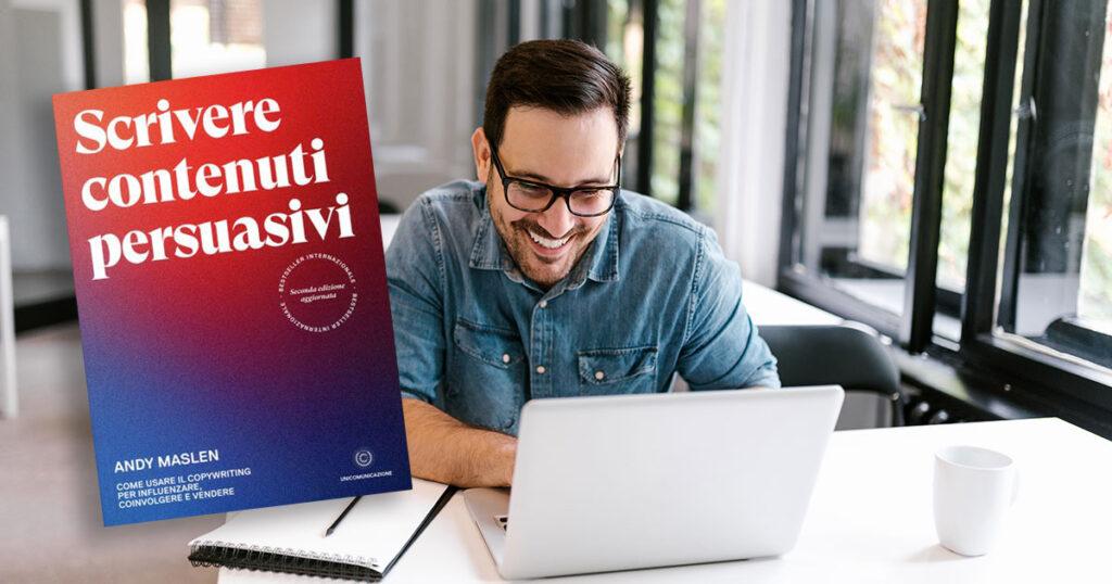scrivere contenuti persuasivi libro